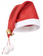 Bonnet grelots adulte Noël