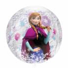 Ballon rond la Reine des Neiges™