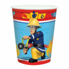 8 Gobelets Sam le pompier™