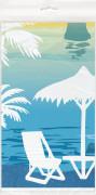 Nappe plastique Sous les tropiques