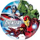 Assiette mélamine Avengers™