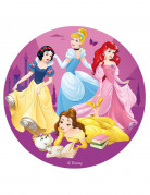 Disque en sucre 16 cm Princesses Disney™