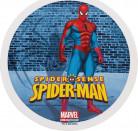Disque en sucre 16 cm Spiderman™