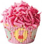 50 Moules à cupcake Peppa Pig™
