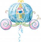 Ballon aluminium Cendrillon ™