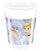 8 Gobelets en plastique Cendrillon™ 200 ml
