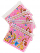 4 Mini pochettes Princesses Disney™ et animaux