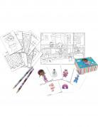 Kit dessin d'anniversaire Docteur La Peluche ™
