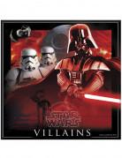 20 Serviettes en papier Star Wars™ 33 x 33 cm