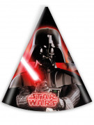 6 Chapeaux de fête Star Wars™