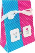 12 Boîtes à cadeaux Baby shower Fille ou Garçon