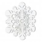 Décoration à suspendre Flocons de neige 3-D