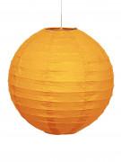Lanterne japonaise orange en papier