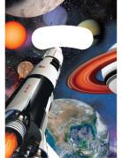 8 Sacs cadeaux anniversaire de l'espace