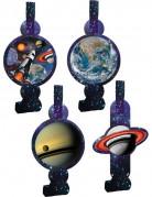 8 Sans gênes anniversaire de l'espace