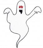 Décoration fantôme yeux clignotants 48 X 60 cm halloween