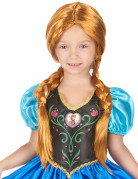Perruque Anna Frozen - La Reine des Neiges™