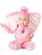 Déguisement Eléphant rose pour bébé - Premium