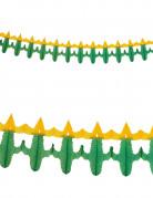 Guirlande en papier cactus 3 m