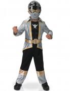 Déguisement 3D EVA Power Rangers™ Silver super mega force enfant