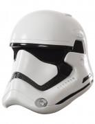Masque adulte casque 2 pièces StormTrooper Blanc - Star Wars VII™