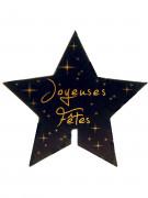10 Marque-places Joyeuses fêtes