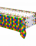 Nappe plastique Jeu de construction 137 x 260 cm
