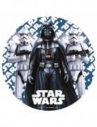 Disque en sucre Dark Vador - Star Wars™