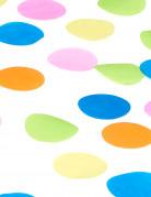 Confettis en papier multicolore