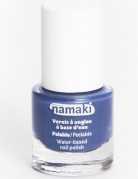 Vernis à ongles base eau pelable violet 7,5 ml Namaki Cosmetics ©