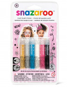 6 Sticks maquillage filles Snazaroo™