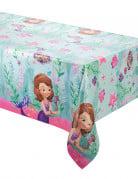 Nappe en plastique Princesse Sofia sirène™ 120 x 180 cm