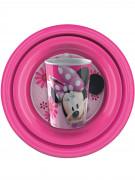 Coffret vaisselle en plastique Minnie™