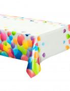 Nappe en plastique ballons volants 120 x 180 cm