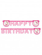 Guirlande Happy Birthday Hello Kitty™ 2 m