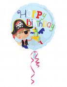 Ballon aluminium Petit moussaillon Pirate 43 cm