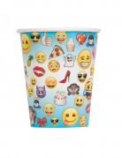 8 Gobelets en carton Emoji™