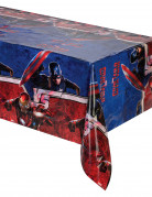 Nappe en plastique Captain America Civil War™ 120 x 180 cm