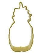 Emporte pièce Ananas jaune 7,6 cm