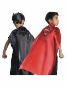 Cape réversible Batman™ et Superman Justice League™ enfant