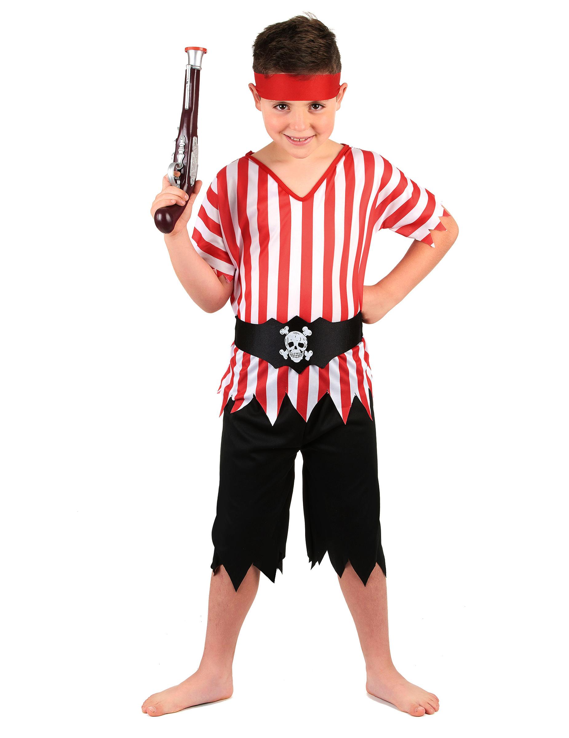 d guisement pirate tunique gar on d coration anniversaire et f tes th me sur vegaoo party