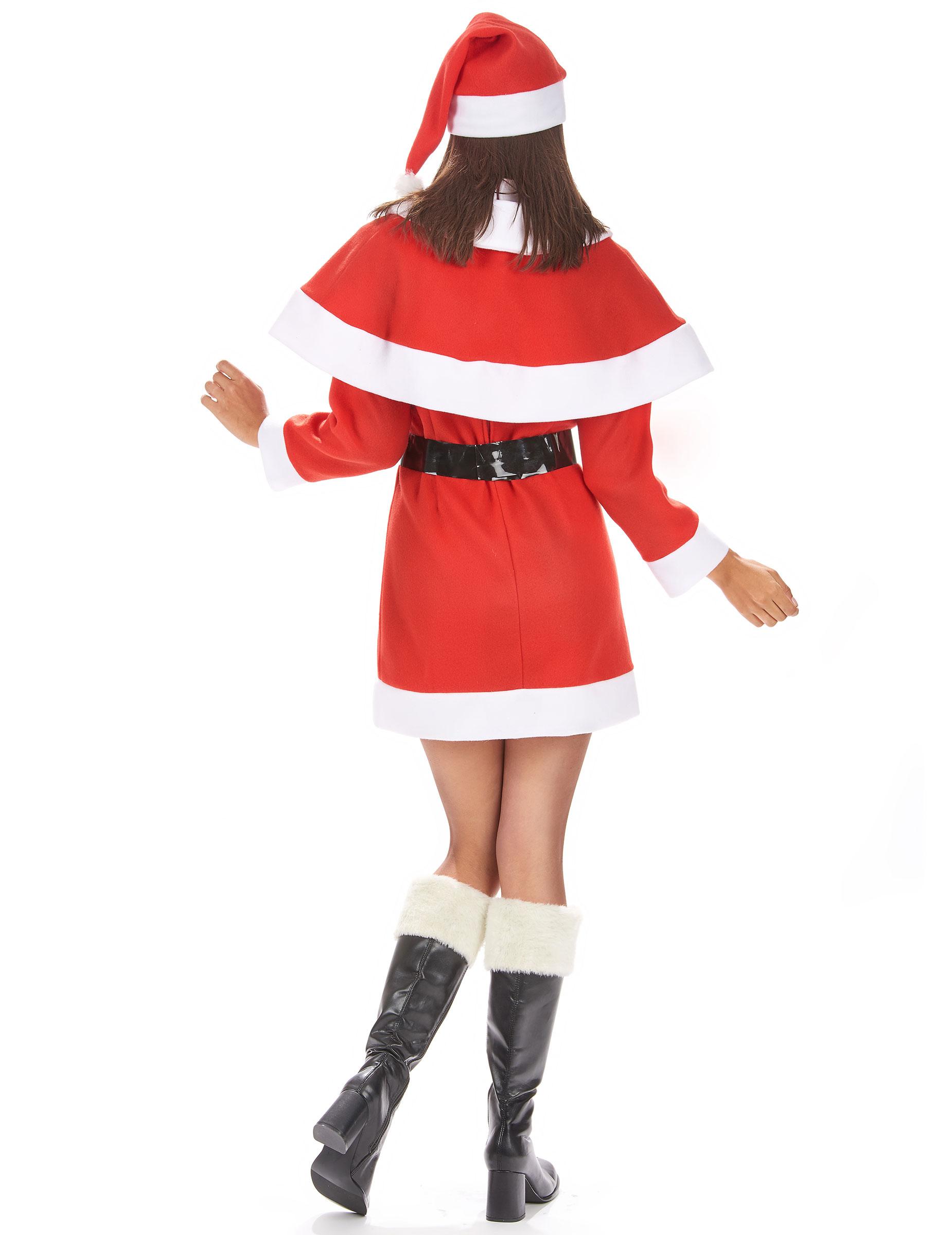 Costume robe Miss santa économique taille M MERE NOEL ECO . 7bc56fdd8930