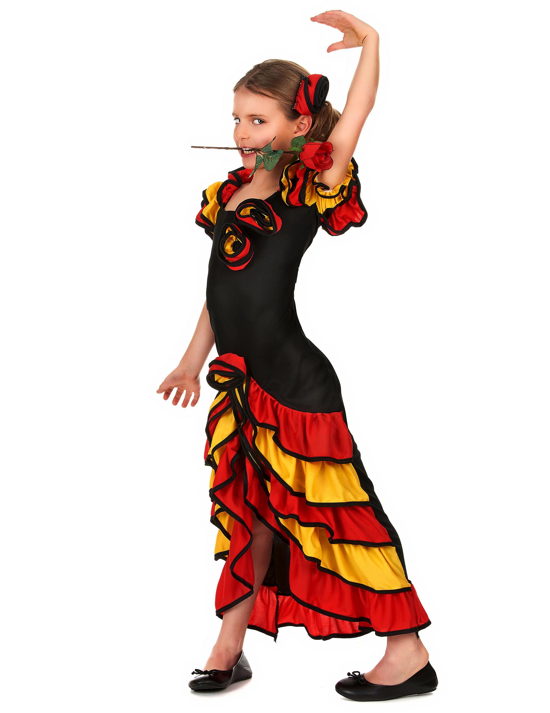 63bf55a4217b8 Déguisement danseuse espagnole fille-1