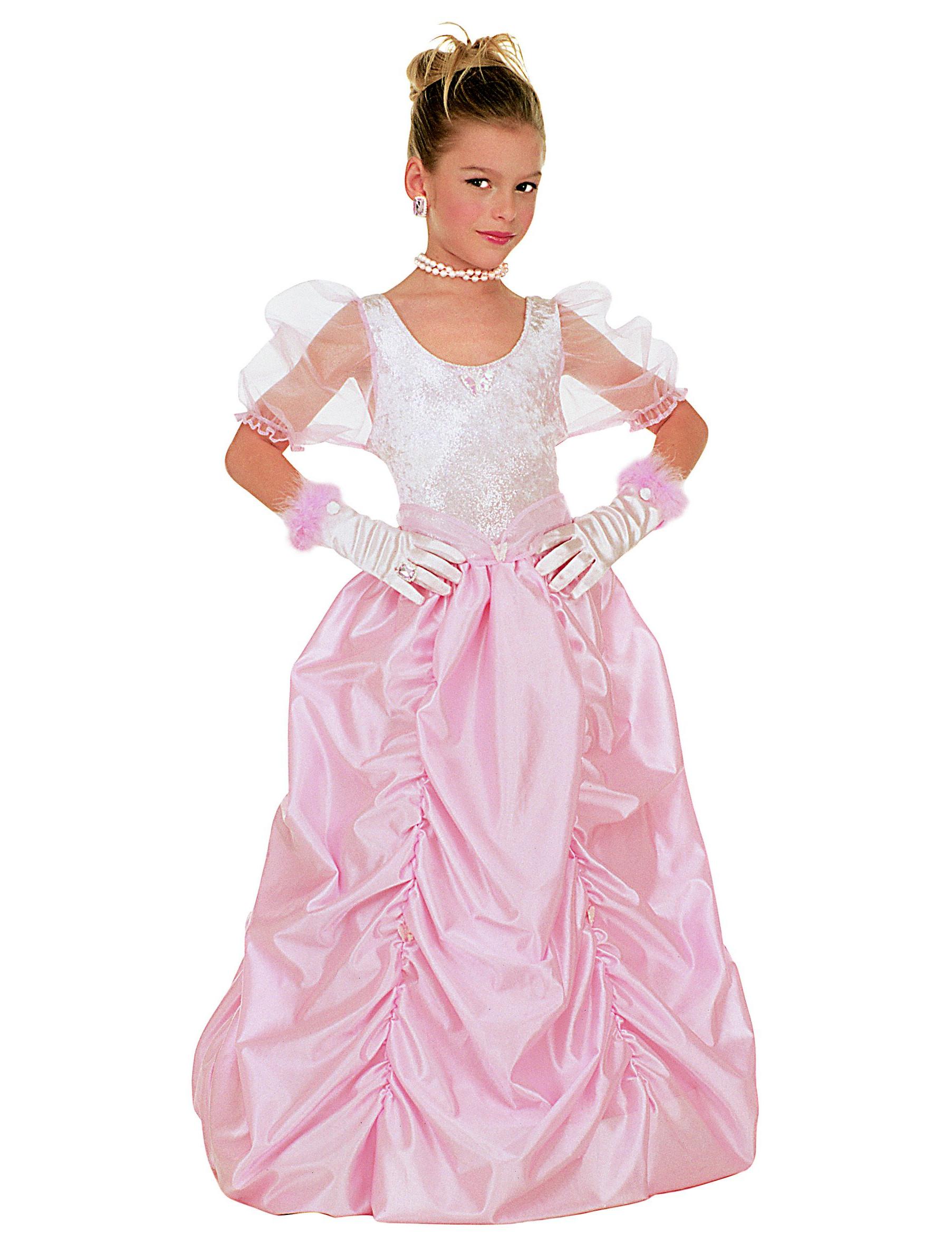 Deguisement Princesse Pamela Fille Decoration Anniversaire Et Fetes