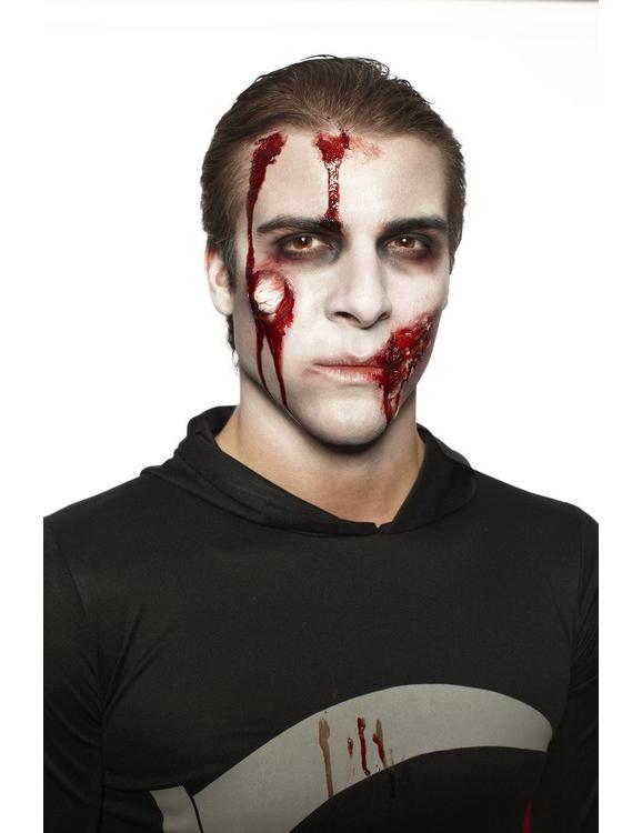 Kit Maquillage Zombie Adulte Halloween Décoration Anniversaire Et