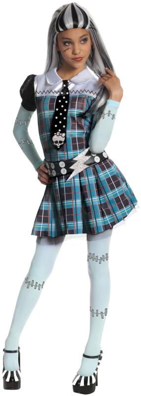 Déguisement Frankie Stein Monster High Fille Décoration