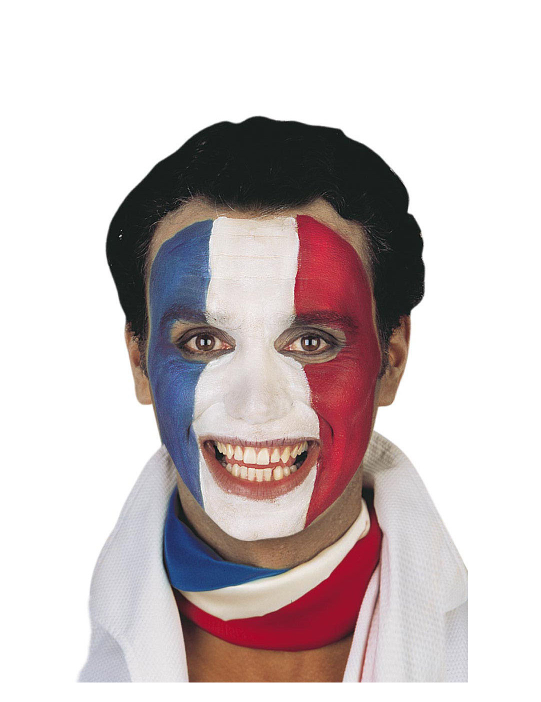 Maquillage supporter France,1