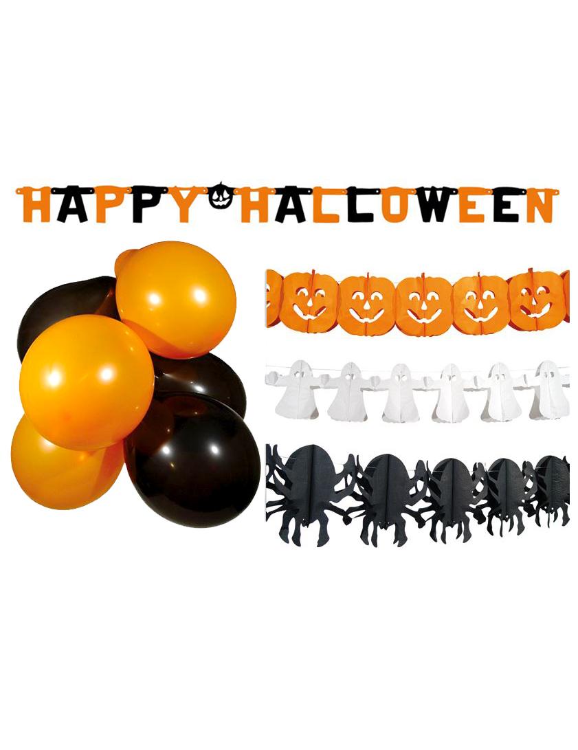 Kit décorations Halloween , décoration anniversaire et