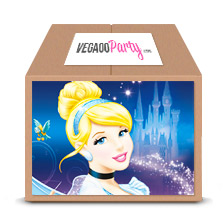maxi pack anniversaire cendrillon d coration anniversaire et f tes th me sur vegaoo party. Black Bedroom Furniture Sets. Home Design Ideas