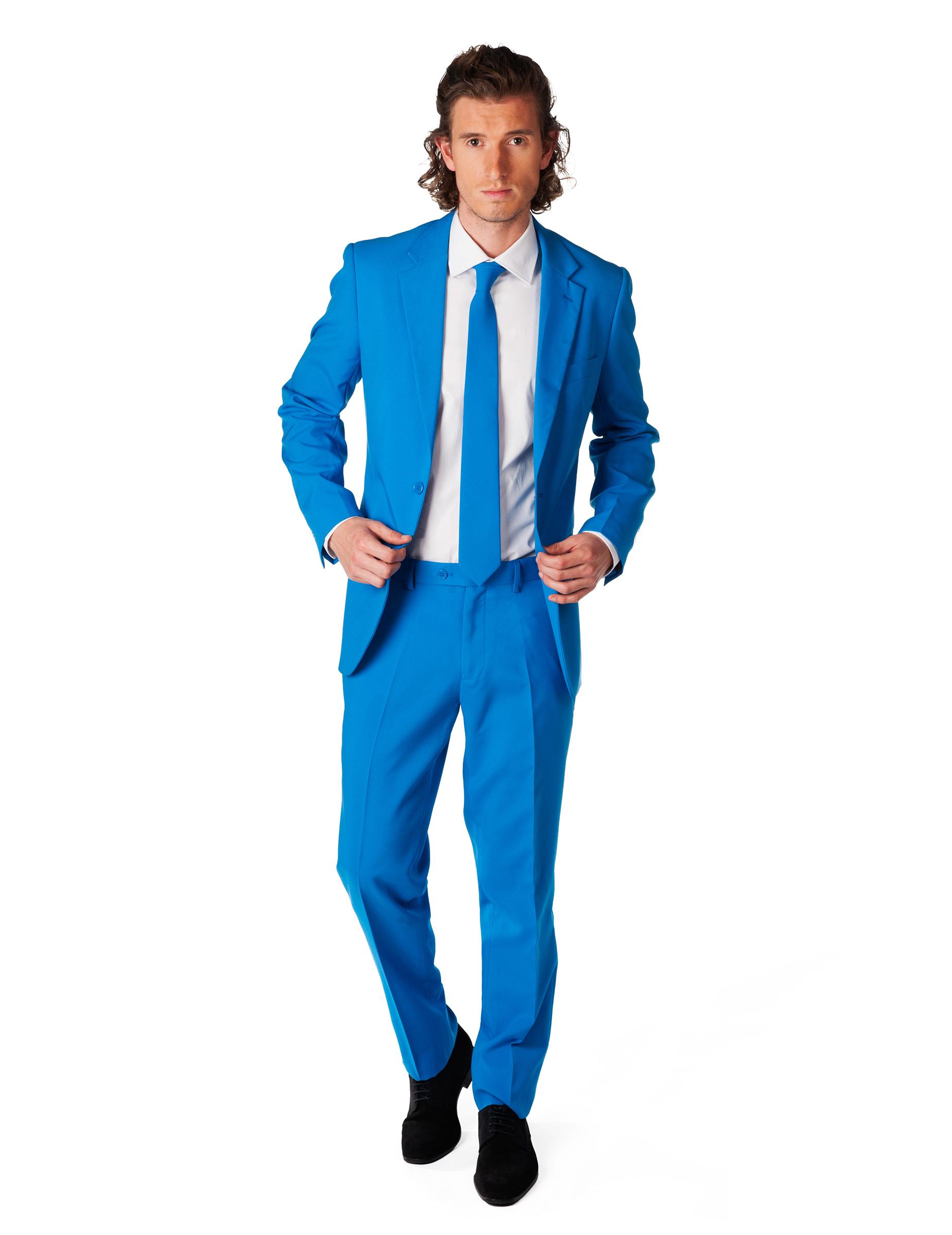Noël, envoie de la joie Costume Mr. Bleu    homme Opposuits Cod.232800 b15069